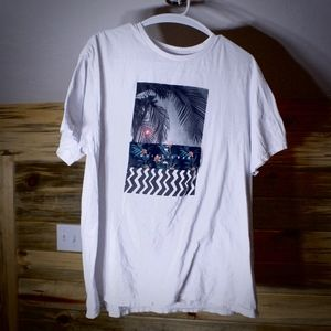 Quiksilver Premium Fit Graphic T-Shirt